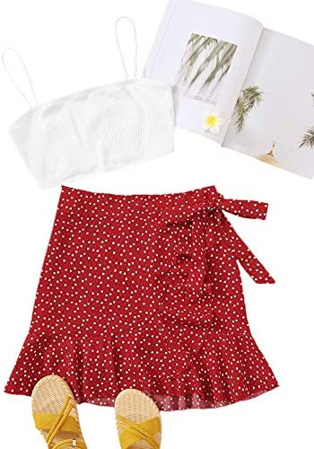 2 piece skirt outfit _image0