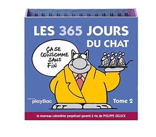 Les 365 jours du Chat, Tome 2.