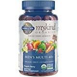 Garden of Life mykind Organics Men 40+ Gummy Vit