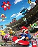 Mario Kart 1000 Piece Jigsaw Puzzle | Collectible Puzzle Featuring Mario,...