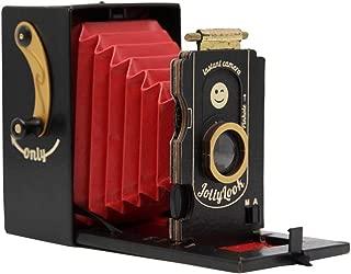 Jollylook Mini Instant Camera, 2.4 x 1.8-inch Photos