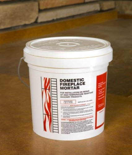720611 Domestic Fireplace Mortar 15lb by CMS