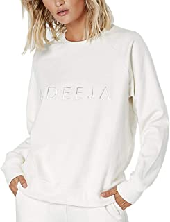 2020 Newly Design Oversized Sweatshirts for Women Soft and Comfortable Lorytime White Skull Print Casual Sweatshirt/£/¬Halloween Sweatshirts for Women Crewneck Sweatshirt XL