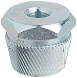 Superior Tool 05255 1.5' Tub Drain Extractor-Removes One and a Half Inch Old or Stubborn Tub Drains