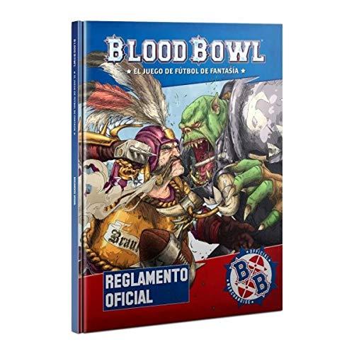 Games Workshop Blood Bowl. Reglamento Oficial (Castellano)