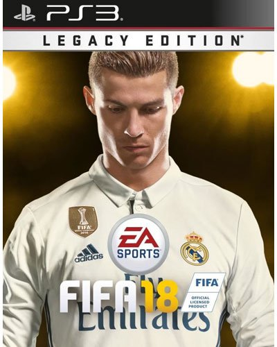Fifa 18 PS-3 AT Legacy Edition [Import allemand]