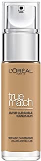 L'oreal L'oreal Paris True Match Foundation 5.5d Golden Sun 30 ml X
