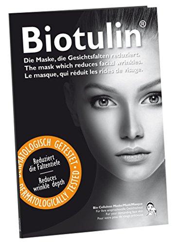 Biotulin Bio Cellulose Maske, 1er Pack (1 x 1 Stück)