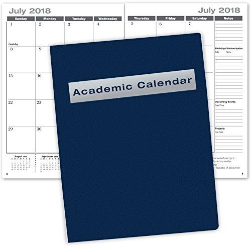 Academic Calendar - 13 Months (July 2018 - July 2019) 7