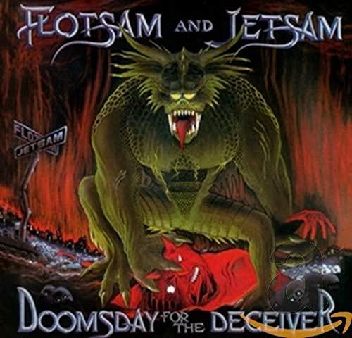 Flotsam and Jetsam: Doomsday for the Deceiver (Audio CD)
