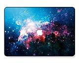 GangdaoCase Carcasa rígida de plástico ultra delgada para MacBook Pro de 13 pulgadas con/sin barra táctil/Touch ID A2338 M1/A2289/A2251/A2159/A1989/A1706/A1708 (Galaxy A 77)
