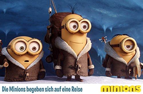 Minions (4K Ultra HD) (+ Blu-ray 2D)