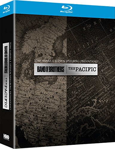 The Pacific + Band Of Brothers - Exclusiva Amazon  (11 DVD)