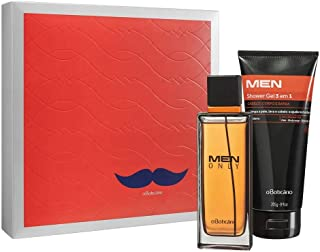 Kit Men Only - O Boticario
