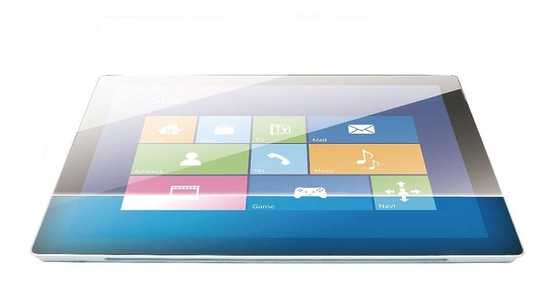 フレッシュ設計図国旗ELECOM Surface Pro3 液晶保護フィルム リアルガラス 飛散防止加工 指紋防止コーティング ブルーライトカット TB-MSP3WFLGGBL