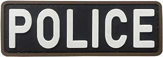 uuKen Police Patch 4