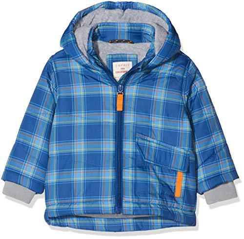 ESPRIT KIDS Baby-Jungen RP4203209 Outdoor Jacket Jacke, Blau (Indigo 460), (Herstellergröße: 80)