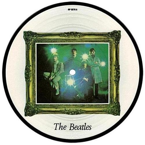 Strawberry Fields Forever / Penny Lane (Picture Disc)