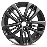 Road Ready Car Wheel for 2015-2017 Toyota Camry 17 inch 5 Lug Aluminum Rim Fits R17 Tire