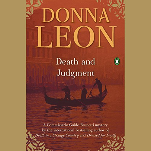 Death and Judgment audiobook cover art