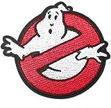 Parche Cazafantasmas Ghostbusters de Tela Cosplay Patch