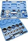 otgerlensker products Coffret arrache Extracteur de Roulements + Extracteur de roulement, de moyeu, de poulie et marteau à inertie
