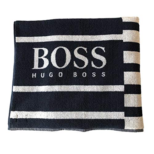 Hugo Boss BOSS Beach Towel OneSize (180 x 90) Open Blue (484)
