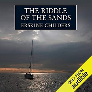 The Riddle Of The Sands cover art