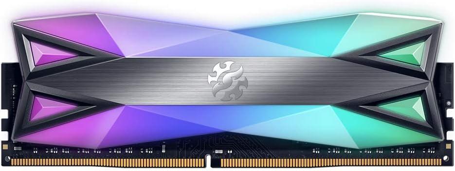 XPG DDR4 D60G RGB 16GB Daily bargain sale CL16-20-20 3200MHz 2x8GB PC4-25600 U-DI 2021new shipping free