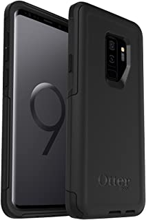 OtterBox COMMUTER SERIES Case for Samsung Galaxy S9+ - Retail Packaging - BLACK