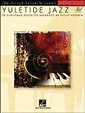 Hal Leonard Yuletide Jazz - 20 Christmas Favorites Arranged By Phillip Keveren Book/CD arranged for piano solo