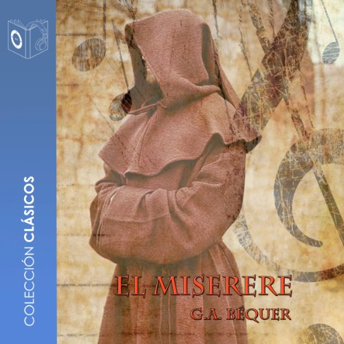 El Miserere audiobook cover art