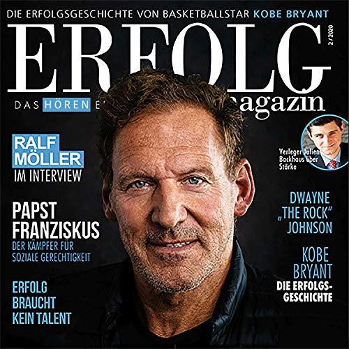 Das hören Erfolgreiche - Erfolg Magazin 2/2020 Titelbild