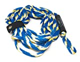 Sevylor 1-2 Person Tow Rope 60 Ft Long for Towing Inflatable Tubes