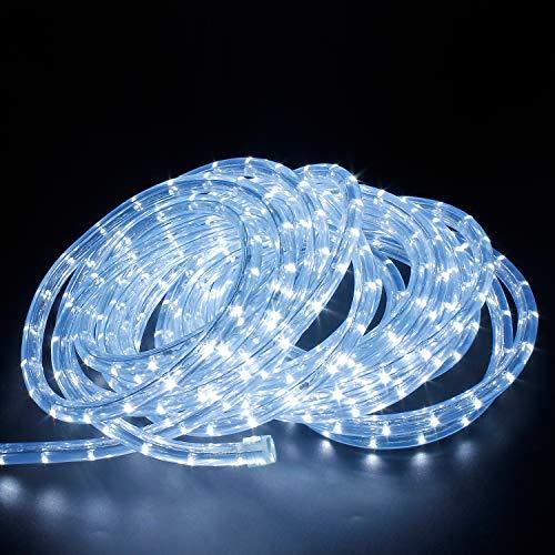 LED Lichterschlauch Lichterkette Licht Leiste 36LEDs/M Schlauch...