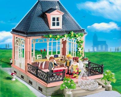 PLAYMOBIL® 4297 - Hochzeitspavillon mit Schmuckkästchen