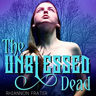 The Unblessed Dead audiobook cover art