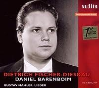 Dietrich Fischer-Dieskau Sings Gustav Mahler by GUSTAV MAHLER (2010-05-25)