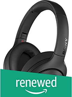 (Renewed) Sony WH-XB900N Wireless Noise Cancelation and Extra Bass Headphones with Alexa - Black