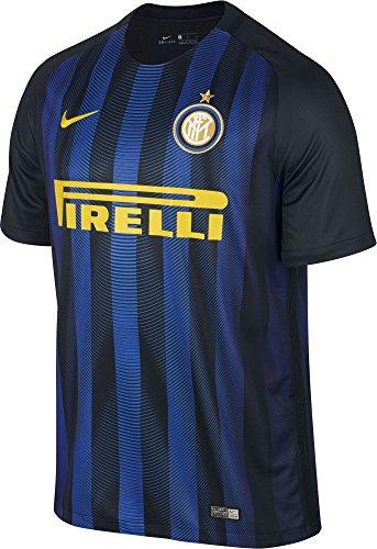 Nike Trikot Inter M Ss Hm Stadium JSY schwarz/blau XL