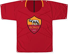 AS Roma FC Jersey-Shaped Banner Flag - 57
