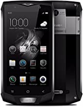 Original Blackview BV8000 Pro 4G Smartphone 5.0 inch FHD Long Duration IP68 Water-Proof Dustproof Dropproof MTK6757V Octa Core Android 7.0 6GB RAM 64GB ROM 16MP Waterproof IP68 WiFi GPS V(Gray Edge)