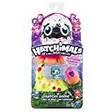 Hatchimal Colleggtibles Glittering Garden Light Up Nest Season 4