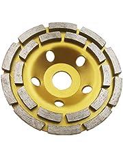 Disco de molienda de diamante para hormigón, mármol, granito, piedra natural (125 mm - 20 T)