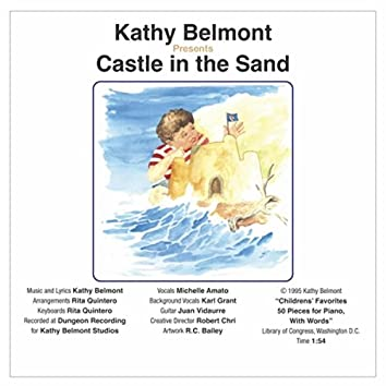 Castle in the Sand (feat. Michelle Amato & Karl Grant)