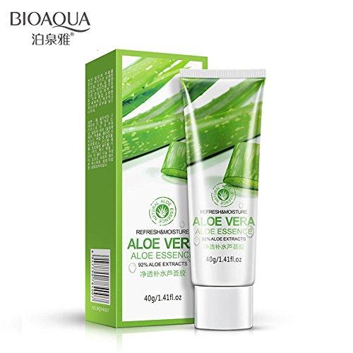 Bioaqua Gel Aloe Vera 40grs Acne Control De Grasa Aclarante