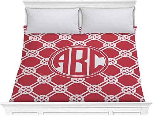 RNK Shops Celtic Knot Comforter - King (Personalized)