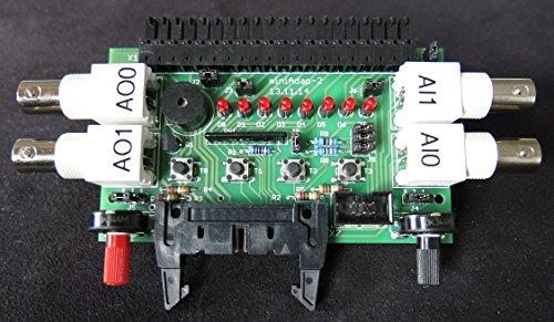 NI myDAQ - miniAdapter-2 - Fertig aufgebautes und geprüftes Modul, mit Dokumentation auf Homepage