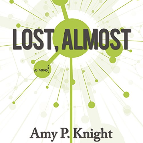 Lost, Almost audiobook cover art