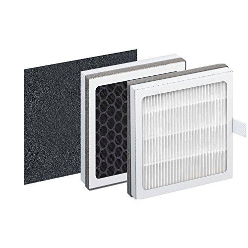 Beurer LR 330 Nachkaufset, mit Vorfilter und Kombifilter (EPA E10 Filter, Aktivkohlefilter)